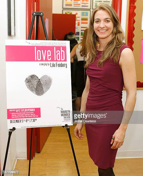 Director Gaye Taylor Upchurch attends The Lee Strasberg Theatre and Film Institute Presents LOVELAB at The Lee Strasberg Theatre on December 5 2012...