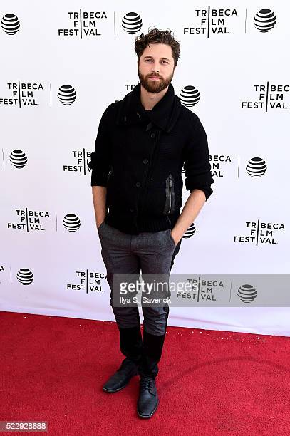 Director Gene Gallerano attends the Tribeca Talks After The Movie Starring Austin Pendleton at SVA Theatre 2 on April 21 2016 in New York City