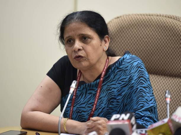 IND: Delhi Police Commissioner Amulya Patnaik Launches E-Challan System At Police Headquarters