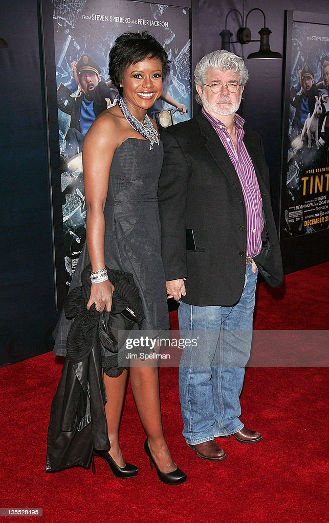 """The Adventures Of TinTin"" New York Premiere"
