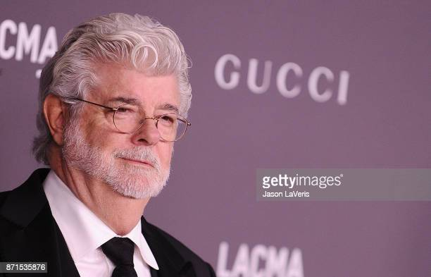 Director George Lucas attends the 2017 LACMA Art + Film gala at LACMA on November 4, 2017 in Los Angeles, California.