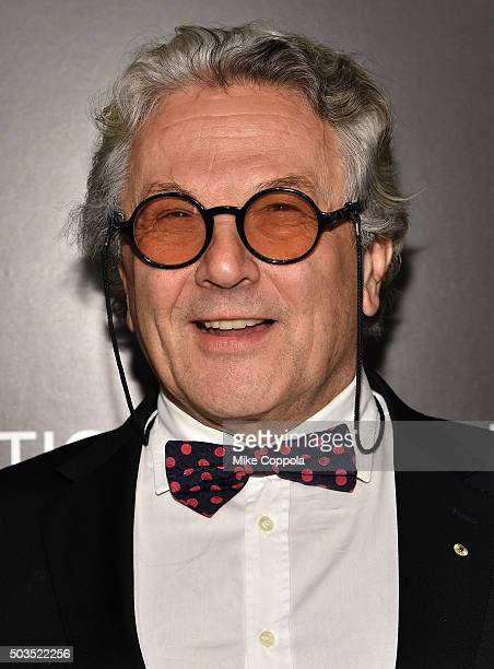 Director George Miller attends 2015 National Board of Review Gala at Cipriani 42nd Street on January 5 2016 in New York City
