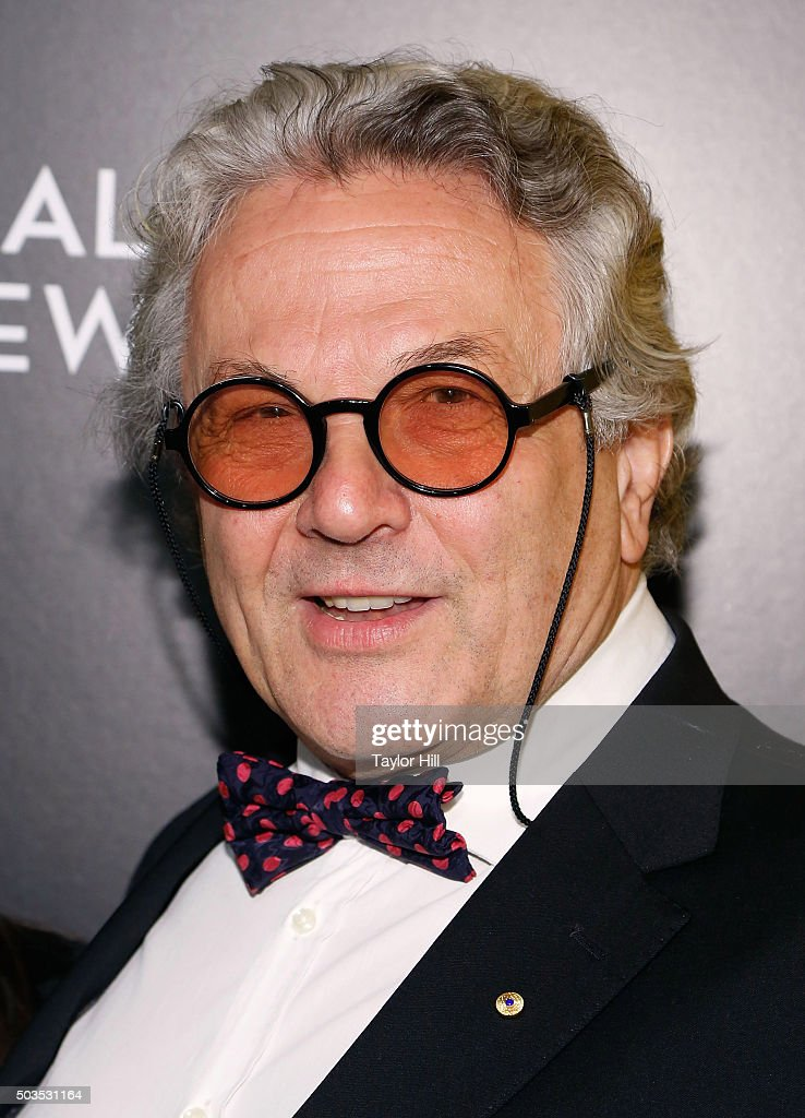 Director George Miller attends the 2015 National Board of Review Gala at Cipriani 42nd Street on January 5, 2016 in New York City.