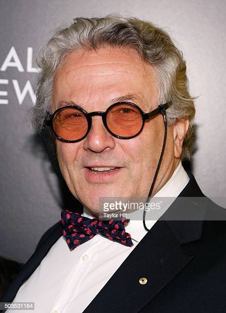 Director George Miller attends the 2015 National Board of Review Gala at Cipriani 42nd Street on January 5 2016 in New York City