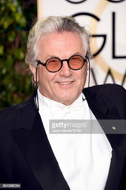 Director George Miller attends the 73rd Annual Golden Globe Awards held at the Beverly Hilton Hotel on January 10 2016 in Beverly Hills California