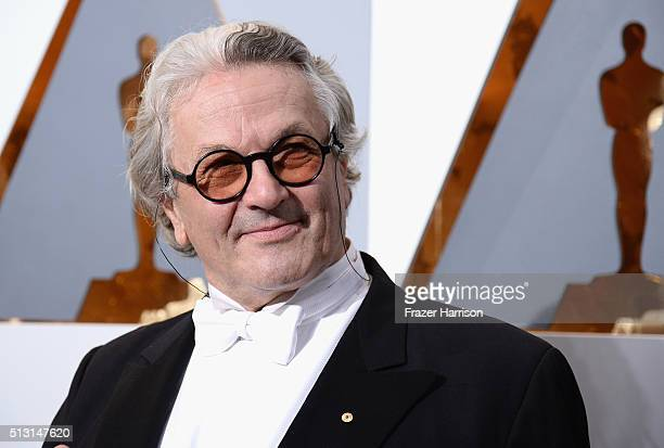 Director George Miller attends the 88th Annual Academy Awards at Hollywood Highland Center on February 28 2016 in Hollywood California