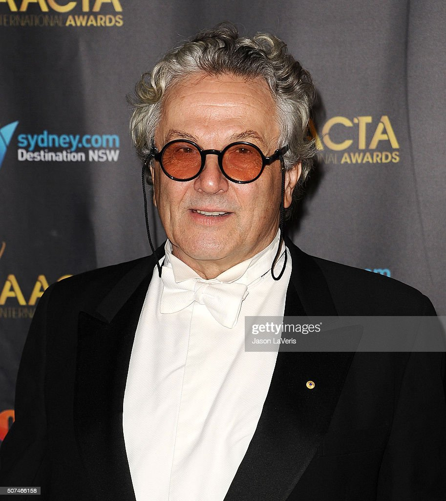 Director George Miller attends the AACTA International Awards at Avalon Hollywood on January 29, 2016 in Los Angeles, California.