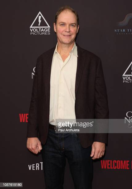 "Director George Ratliff attends the ""Welcome Home"" premiere at The London West Hollywood on November 4, 2018 in West Hollywood, California."