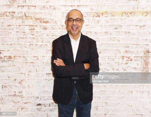 Director George Wolfe attends HBO's The HeLa Project Exhibit For The Immortal Life of Henrietta Lacks on April 6 2017 in New York City