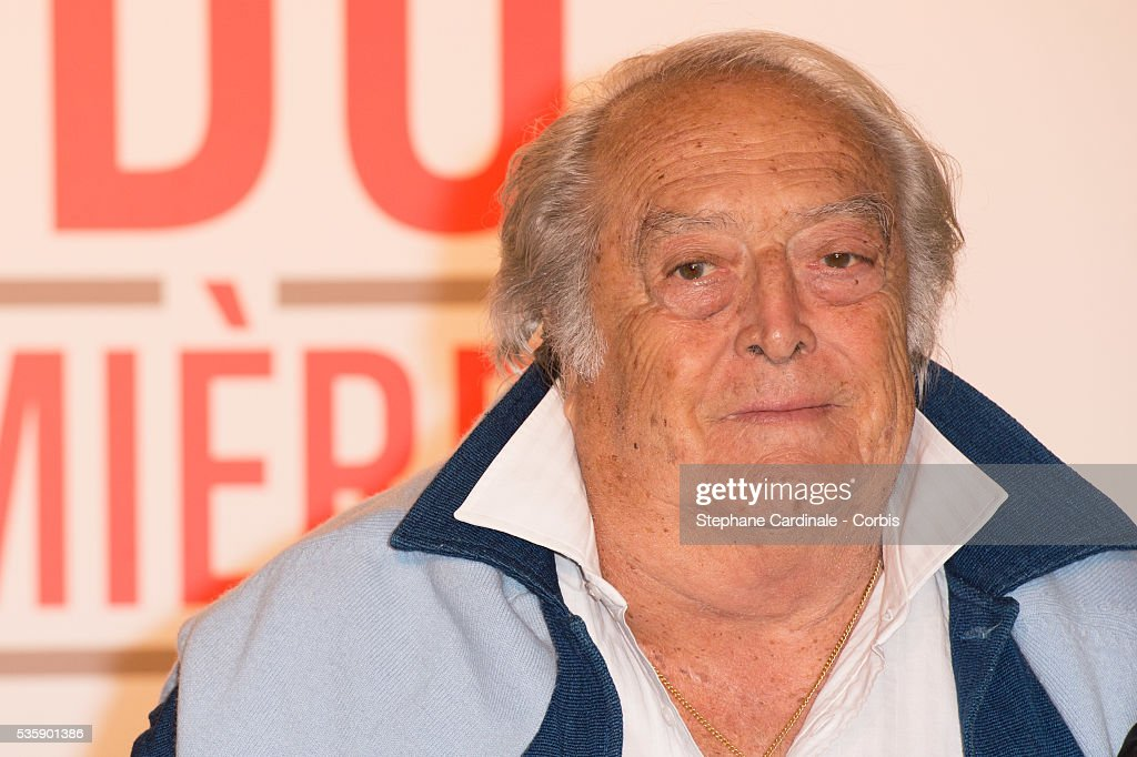 Director Georges Lautner attends the Tribute to Jean Paul Belmondo and Opening Ceremony of the Fifth Lumiere Film Festival, in Lyon.