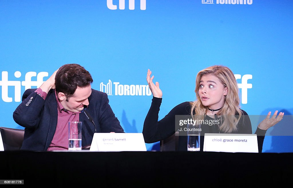 "CAN: 2016 Toronto International Film Festival - ""Brain On Fire"" Press Conference"