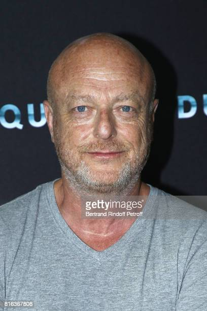 Director Gerard Krawczyk attends 'Dunkirk' photocall at Cinematheque Francaise on July 17 2017 in Paris France