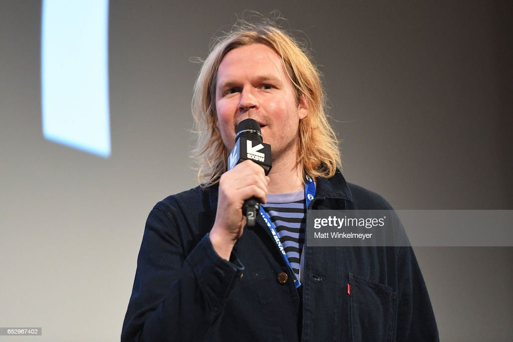 Director Geremy Jasper speaks onstage during the 'Patti Cake$' premiere 2017 SXSW Conference and Festivals on March 13, 2017 in Austin, Texas.
