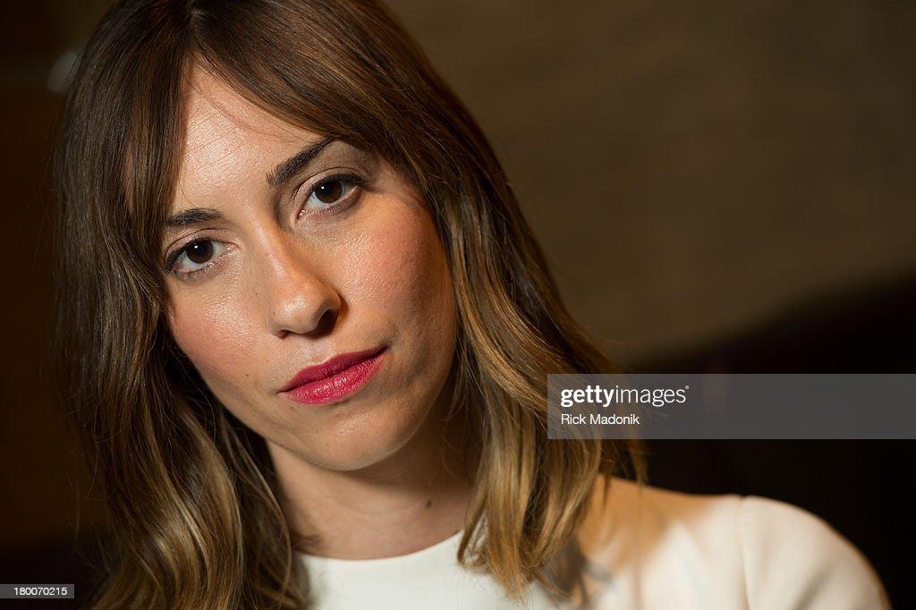 TORONTO - SEPTEMBER 8 - Director Gia Coppola in Toronto for the Toronto International Film Festival. She was photographed on September 8, 2013.