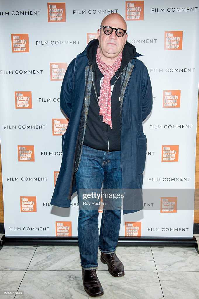 2016 Film Society Of Lincoln Center & Film Comment Luncheon