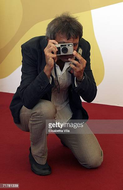 Director Gianluca Maria Tavarelli attends the photocall to promote the film 'Non Prendere Impegni Stasera' during the sixth day of the 63rd Venice...