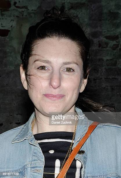 Director Gillian Robespierre attends Rooftop Films screening of The Obvious Child on May 17 2014 in New York City