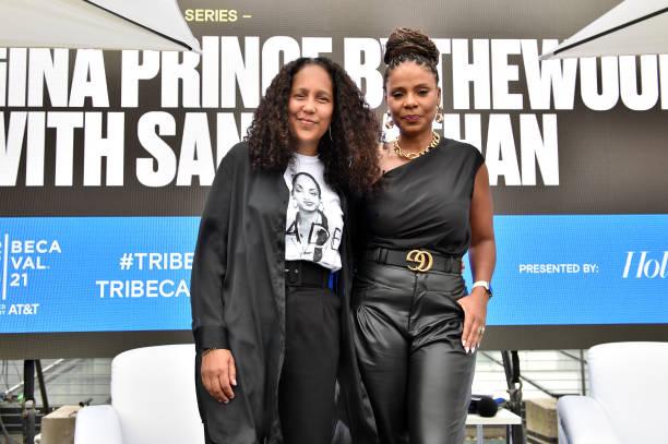 NY: Tribeca Talks: Gina Prince-Bythewood With Sanaa Lathan - 2021 Tribeca Festival