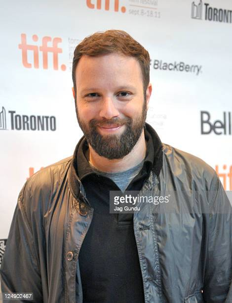 Director Giorgos Lanthimos attends Alps Premiere at Isabel Bader Theatre during the 2011 Toronto International Film Festival on September 13 2011 in...
