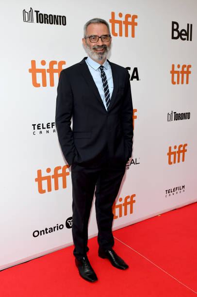 "CAN: 2019 Toronto International Film Festival - ""The Burnt Orange Heresy"" Premiere - Arrivals"