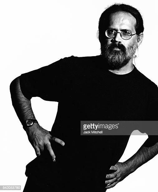 Director Giuseppe Gaudino 1999 Photo by Jack Mitchell/Getty Images