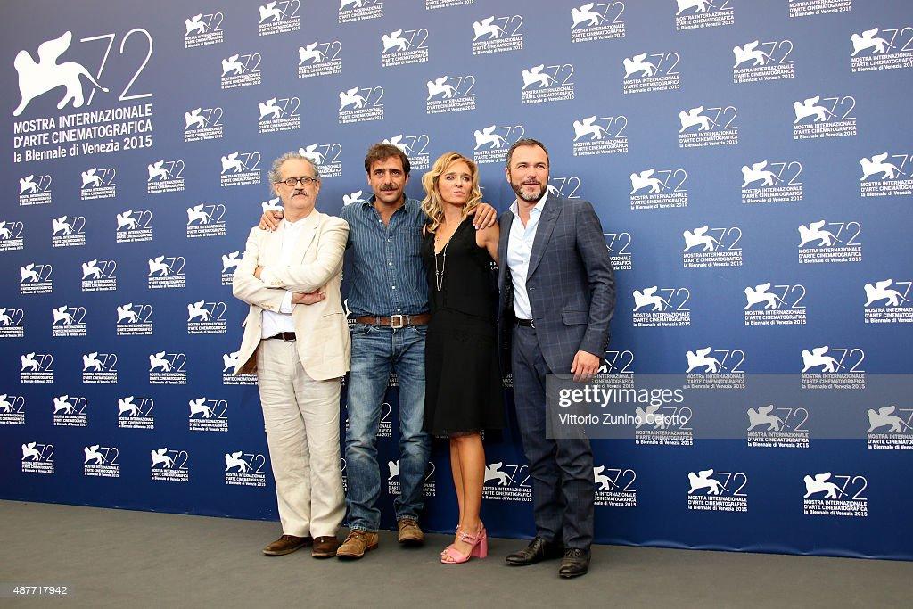 'Per Amor Vostro' Photocall - 72nd Venice Film Festival