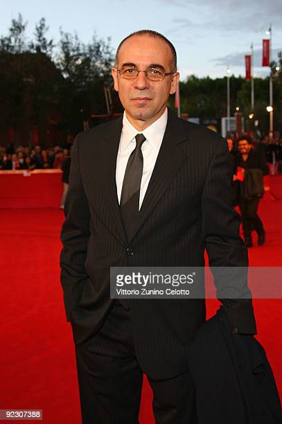 Director Giuseppe Tornatore attends the Official Awards Ceremony during Day 9 of the 4th International Rome Film Festival held at the Auditorium...