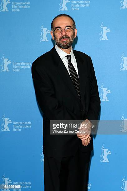 Director Giuseppe Tornatore attends the 'The Best Offer' Photocall during the 63rd Berlinale International Film Festival at the Grand Hyatt Hotel on...