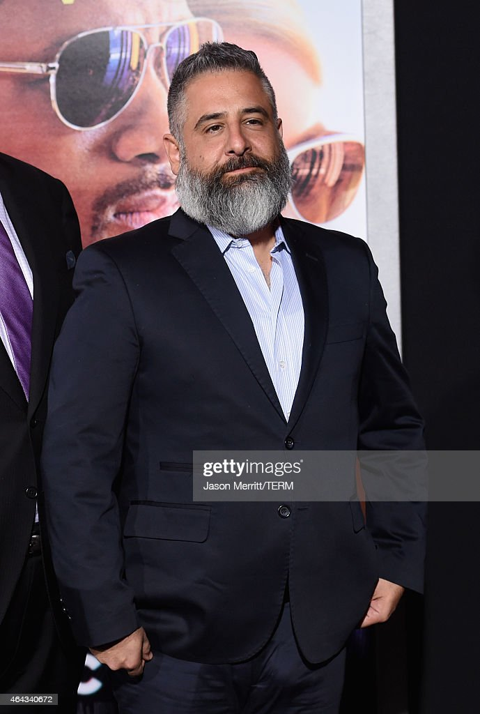 Director Glenn Ficarra attends the Warner Bros. Pictures' 'Focus' premiere at TCL Chinese Theatre on February 24, 2015 in Hollywood, California.