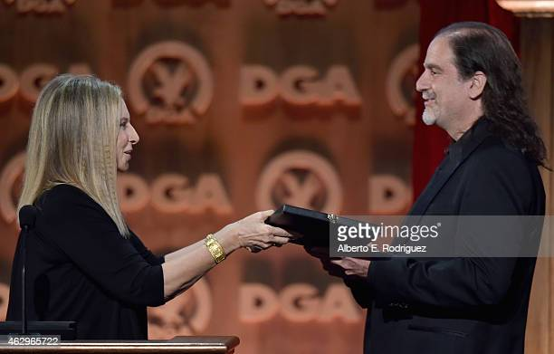 Director Glenn Weiss accepts the Outstanding Directorial Achievement for Variety/Talk/News/Sports for the 68th Annual Tony Awards from entertainer...