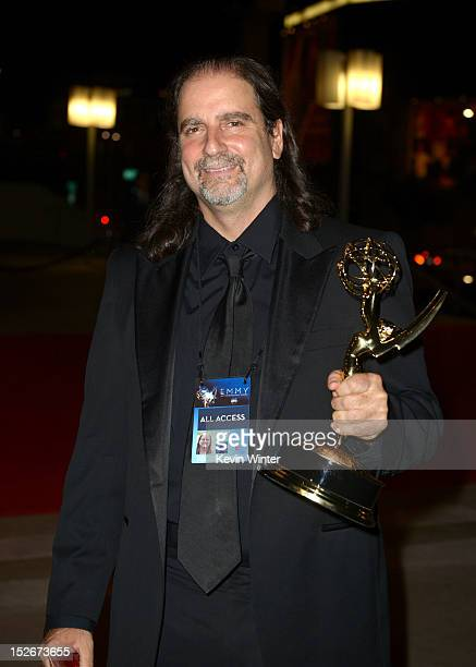 Director Glenn Weiss attends the 64th Annual Primetime Emmy Awards Governors Ball at Nokia Theatre LA Live on September 23 2012 in Los Angeles...