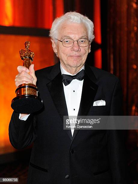 Director Gordon Willis attends the Academy of Motion Picture Arts and Sciences' Inaugural Governors Awards held at the Grand Ballroom at Hollywood...