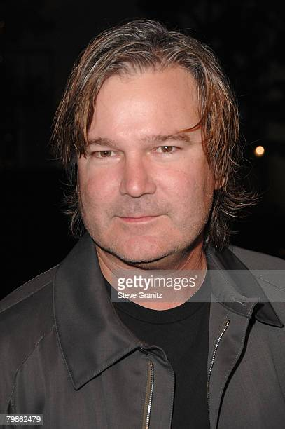 Director Gore Verbinski arrives at a special screening for DreamWorks Pictures' 'Sweeney Todd' at the Paramount Theater on December 5, 2007 in Los...