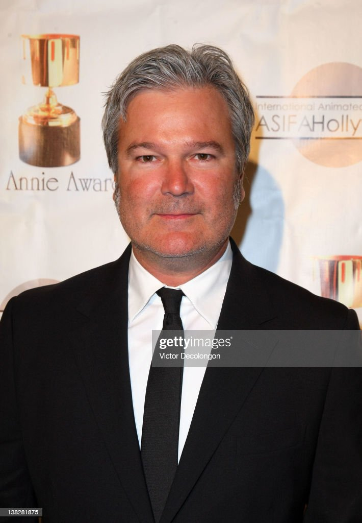 Director Gore Verbinski arrives for the 39th Annual Annie Awards at Royce Hall, UCLA on February 4, 2012 in Westwood, California.