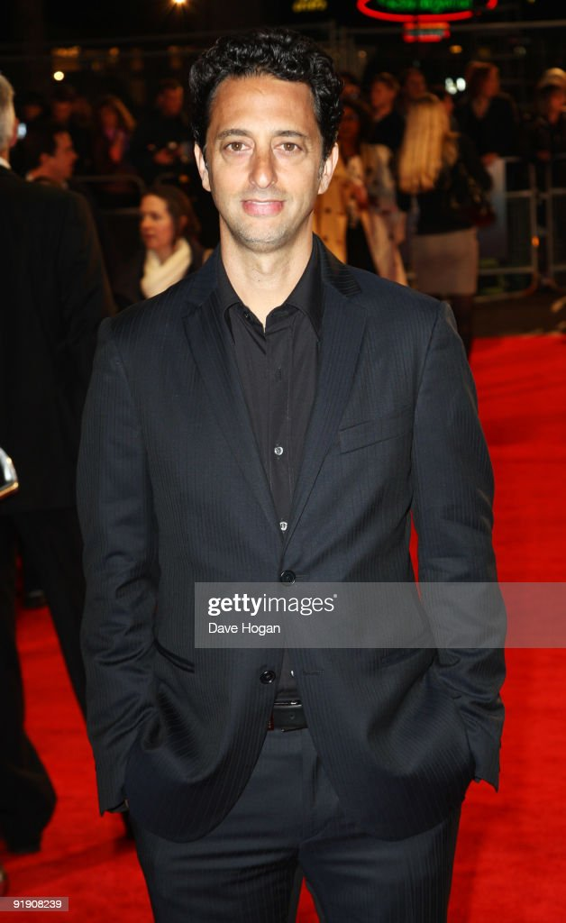 Director Grant Heslov attends the premiere of 'The Men Who Stare At Goats' during The Times BFI London Film Festival held at the Odeon, Leicester Square on October 15, 2009 in London, England.