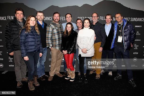 Director Greg Barker VP CNN Films Courtney Sexton Mark Nutsch Scott Neil producer Tresha Mabile Jason Amerine Billy Howell EVP Talent and Content...