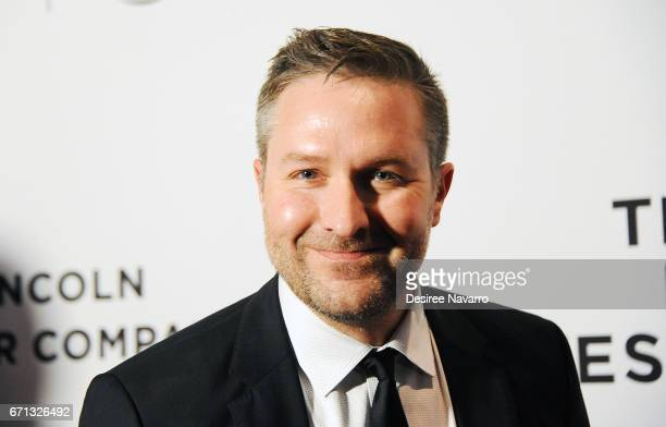 Director Greg Campbell attends 2017 Tribeca Film Festival 'Hondros' at Cinepolis Chelsea on April 21, 2017 in New York City.