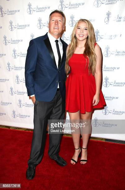 Director Greg Morgan attends the 32nd Annual Imagen Awards at the Beverly Wilshire Four Seasons Hotel on August 18 2017 in Beverly Hills California