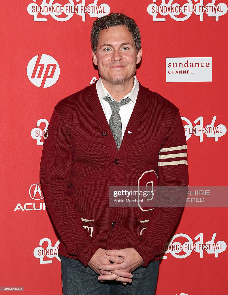 Director Greg Whiteley attends 'Mitt' Premiere during 2014 Sundance Film Festival at Rose Wagner Performing Arts Center on January 17, 2014 in Salt Lake City, Utah.