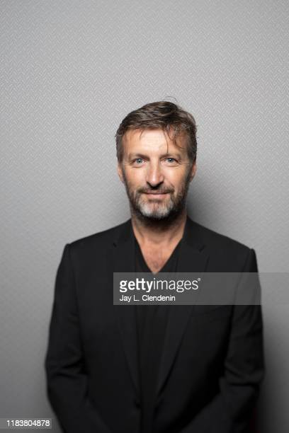 Director Gregor Jordan from 'Dirt Music' is photographed for Los Angeles Times on September 9, 2019 at the Toronto International Film Festival in...