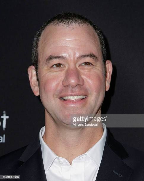 Director Gregory Plotkin attends Screamfest closing night screening of Paramount Pictures' Paranormal Activity The Ghost Dimension at TCL Chinese 6...