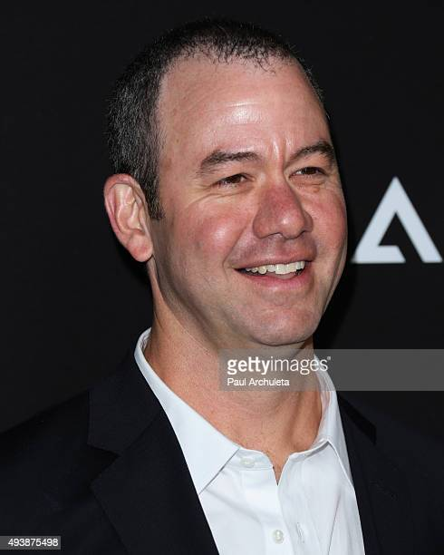 Director Gregory Plotkin attends the screening of Paramount Pictures' Paranormal Activity The Ghost Dimension at TCL Chinese 6 Theatres on October 22...