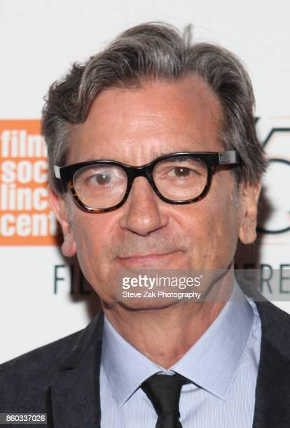 Director Griffin Dunne attends 'Joan Didion The Center Will Not Hold' during the 55th New York Film Festival at Alice Tully Hall on October 11 2017...