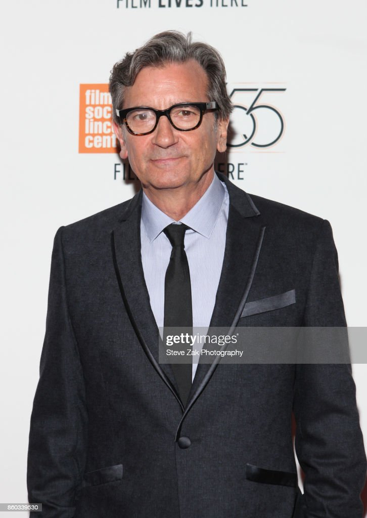 Director Griffin Dunne attends 'Joan Didion: The Center Will Not Hold' during the 55th New York Film Festival at Alice Tully Hall on October 11, 2017 in New York City.