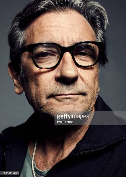 Director Griffin Dunne of 'Joan Didion The Center Will Not Hold' poses for a portrait at the 55th New York Film Festival on October 11 2017