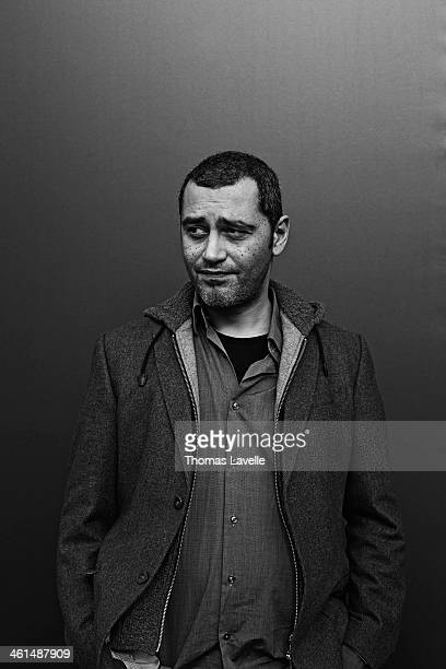 Director Guido Lombardi is photographed for Self Assignment during the 8th Rome Film Festival on November 9 2013 in Rome Italy
