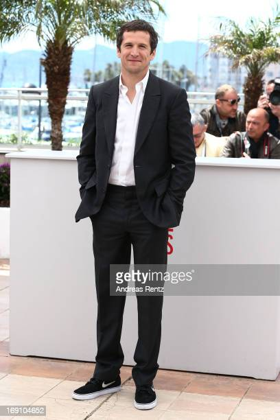 Director Guillaume Canet attends the photocall for 'Blood Ties' at The 66th Annual Cannes Film Festival on May 20 2013 in Cannes France