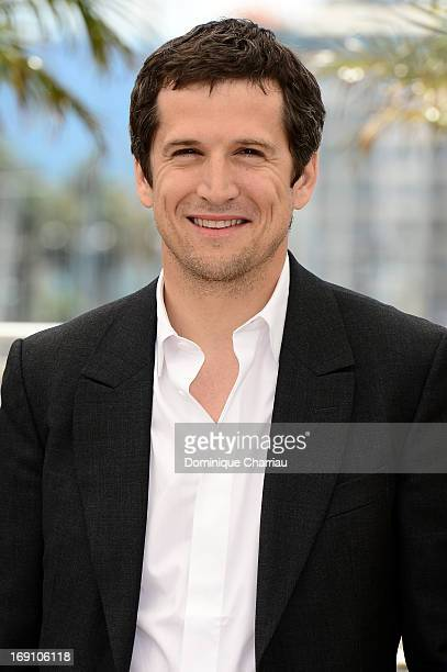 Director Guillaume Canet attends the photocall for 'Blood Ties' during the 66th Annual Cannes Film Festival at the Palais des Festivals on May 20...