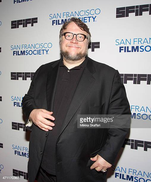 Director Guillermo del Toro arrives at Castro Theater to receive Irving M Levin Directing Award at the 58th San Francisco International Film Festival...
