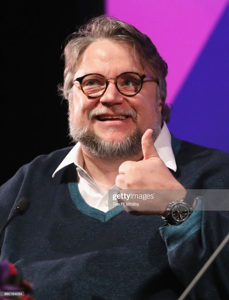 Screen Talk: Guillermo Del Toro - 61st BFI London Film Festival